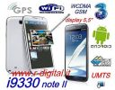 TELEFONO CELLULARE CECT N7100 ANDROID CAPACITIVO GALAXY NOTE 2