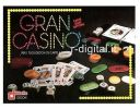 GIOCO GRAN CASINO' CARTE DADI GETTONI FISHES POKER PORTABILE