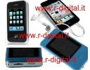 LETTORE MP4 MP5 MP3 8 GB LCD MEDIA PLAYER IPOD 4 TOUCH GAME