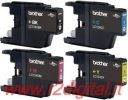 BROTHER LC1240 BK LC 1240 CARTUCCE NERO INKJET DCP-J525W