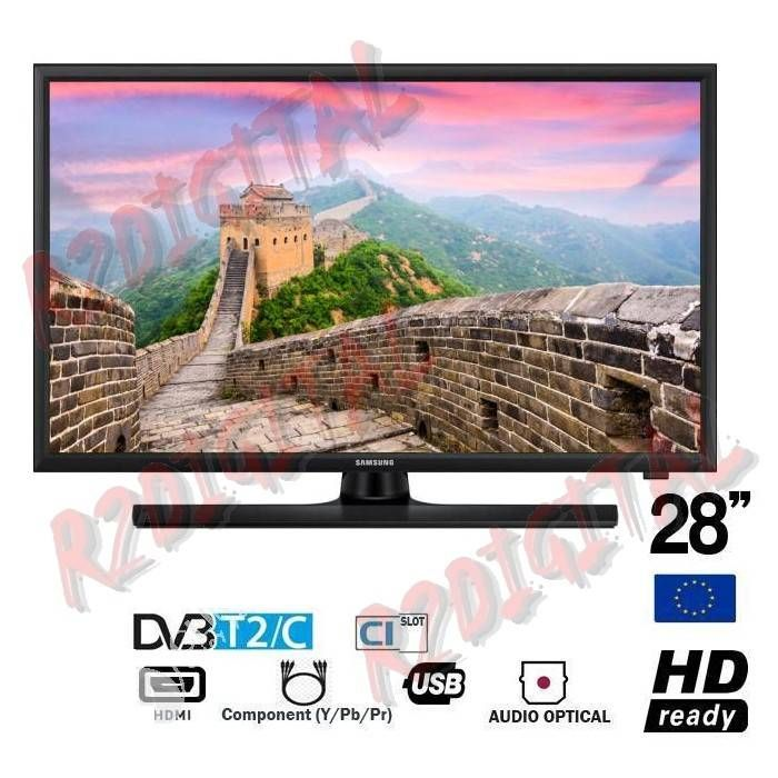 tv samsung led 28 t28e310 hd dvb t2 c2 full monitor ultra. Black Bedroom Furniture Sets. Home Design Ideas